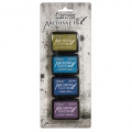 Tim Holtz Distress Archival Mini Ink Kits - Kit #2