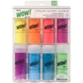American Craft Neon Glitter 8er Set