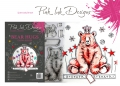 Pink Ink Designs - Stempel Bear Hugs (Bär)
