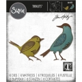 Sizzix Thinlits Dies Stanzschablone By Tim Holtz Feathered Friends