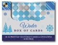 Box Of Cards Winter