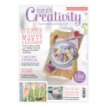 Zeitschrift (UK) docrafts Creativity Issue 60