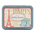 Gummistempel Cavallini & Co Paris