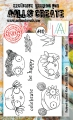 AALL & Create Clear Stamps  - Head Starts