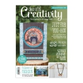 Zeitschrift (UK) docrafts Creativity Issue 59