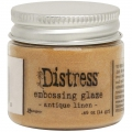 Tim Holtz Distress Embossing Glaze -Embossingpulver -  Antique Linen