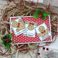 Bild 2 von For the love of...Stamps by Hunkydory - Clearstamps Gingerbread Fun