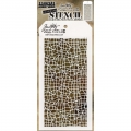 Tim Holtz Collection Schablone Layering Stencil - Tangles -Layered