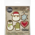 Sizzix Thinlits Dies Stanzschablone By Tim Holtz Fresh Baked #1