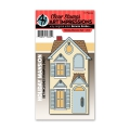 Art Impressions Clearstamps Stanze Holiday Mansion Set