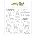 Honey Bee Stamps Clearstamp - Gnome Place Like Home - Weihnachtsgnome