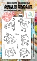 AALL & Create Clear Stamps  - For The Birds