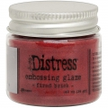 Tim Holtz Distress Embossing Glaze -Embossingpulver - Fired Brick