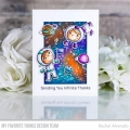 Bild 8 von My Favorite Things - Clear Stamps Best Friends in the Universe