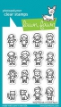 Bild 1 von Lawn Fawn Clear Stamps - Tiny Friends