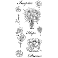 Clearstamps Floral Inspiration