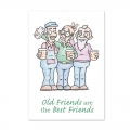 For the love of...Stamps by Hunkydory - Clearstamps Old Friends