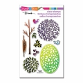 Perfectly  Clear Stamps Tree Parts