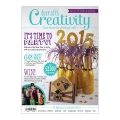 Zeitschrift (UK) docrafts Creativity Issue 53