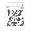 Stanzschablone XCut Decorative Dies Butterflies