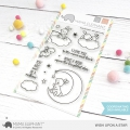 Mama Elephant - Clear Stamps WISH UPON A STAR - Häschen