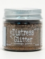 Distress Glitter Vintage Photo by Tim Holtz
