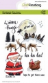 CraftEmotions Stempel - clearstamps A6 - Santa 2 Carla Creaties