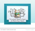 Bild 2 von My Favorite Things - Clear Stamps Peace, Love, & Paws - Hund, Katze