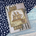 Bild 3 von For the love of...Stamps by Hunkydory - Clearstamps Set Sail