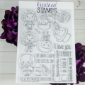 Kindred Stamps Clearstamps Midnight Movie