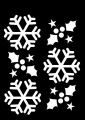 Creative Expressions Mini Stencil - Winter Holly