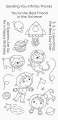 Bild 1 von My Favorite Things - Clear Stamps Best Friends in the Universe