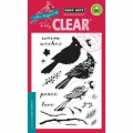 Hero Arts Clear Stamps Color Layering Cardinal