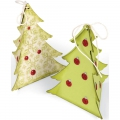 Bild 2 von Sizzix Originals Die - Box, Christmas Tree