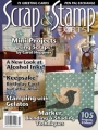 Zeitschrift (USA) Scrap & Stamp Arts July 2013