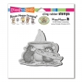 Bild 1 von House Mouse Cling Rubber Stamps - Cookie Crumbles