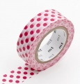 Washi Tape Dot Red