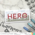 Bild 3 von Mama Elephant - Clear Stamps LITTLE SUPERHERO AGENDA - Superheld