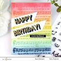 Bild 5 von Altenew Clearstamp-Set Happy Birthday to You - Geburtstag