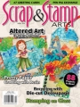Zeitschrift (USA) Scrap & Stamp Arts April 2014