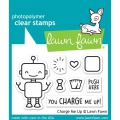 Lawn Fawn Clear Stamps  - Clearstamp Charge Me Up
