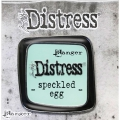 Tim Holtz Distress Enamel Collector Pin - Sammelpin -  Speckled Egg