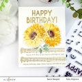 Bild 7 von Altenew Clearstamp-Set Happy Birthday to You - Geburtstag