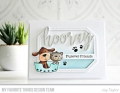 Bild 2 von My Favorite Things - Clear Stamps Furever Friends
