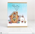 Bild 2 von Mama Elephant - Clear Stamps A COOKIE CHRISTMAS