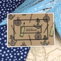 Bild 4 von For the love of...Stamps by Hunkydory - Clearstamps Set Sail