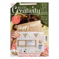 Zeitschrift (UK) docrafts Creativity Issue 72