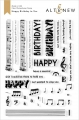 Bild 1 von Altenew Clearstamp-Set Happy Birthday to You - Geburtstag