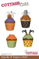 Stanzschablone CottageCutz Cupckae & Toppers