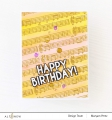 Bild 3 von Altenew Clearstamp-Set Happy Birthday to You - Geburtstag